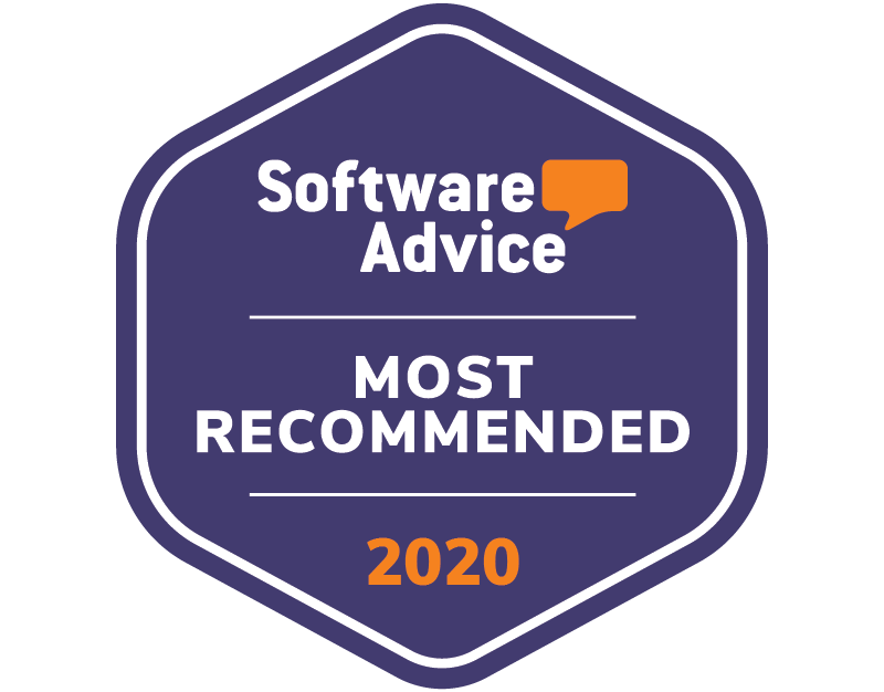 Most Recommended 2020 - Software Advice